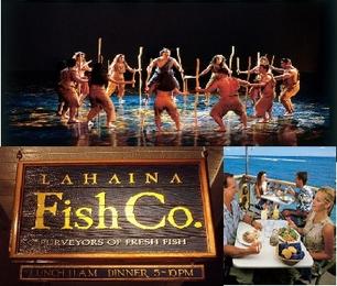 lahaina fish company poster