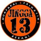 JINGGA 13 UTK PRU13