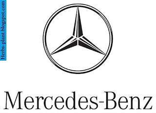 Mercedes c200 logo - صور شعار مرسيدس c200