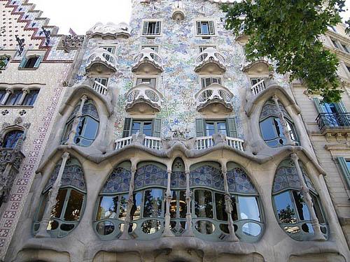 Feel barcelona top ten barcelona - Casas modernistas barcelona ...