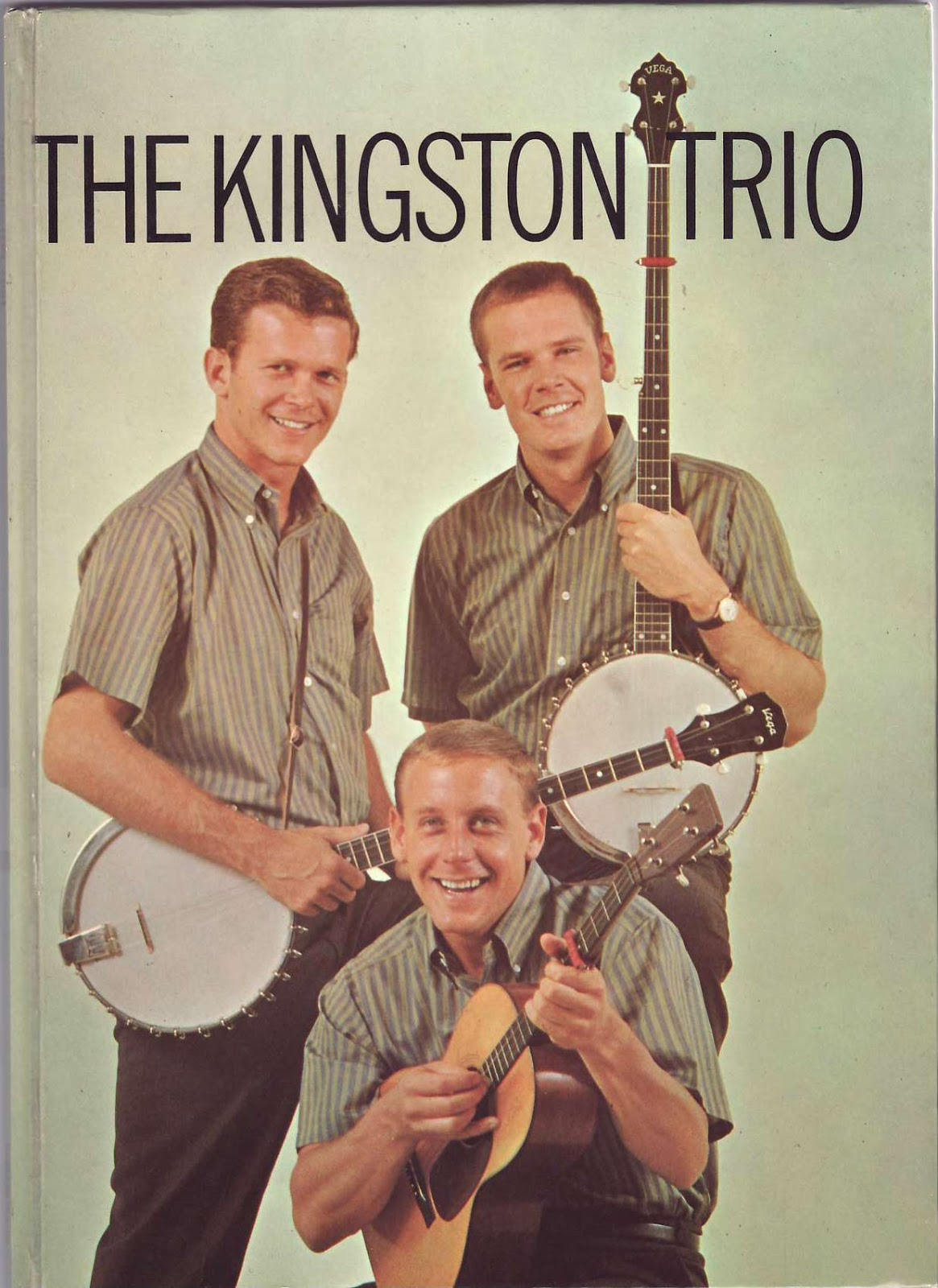 Urban archeologist the kingston trio what a nice bunch for The kingston