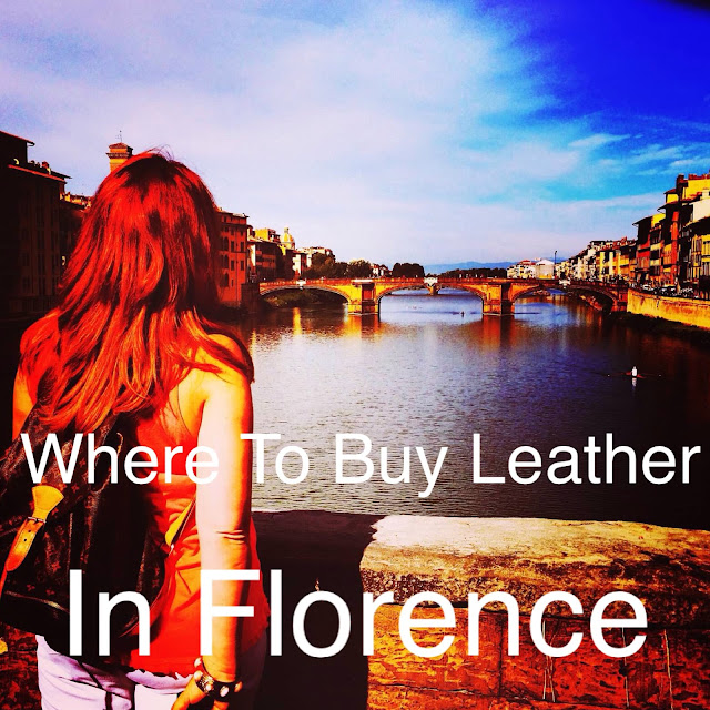 Buying-Leather-In-Florence