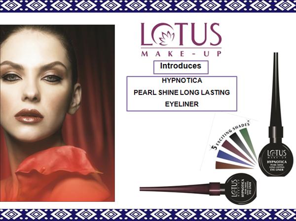 Lotus herbals Hypnotica Pearl Shine Long lasting Liquid Eyeliners