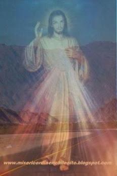 Jesús caminando en Chilecito