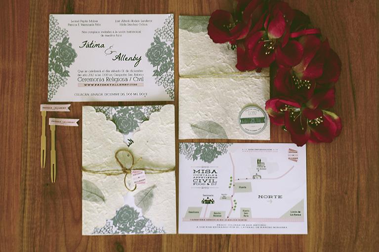 ideas invitaciones boda