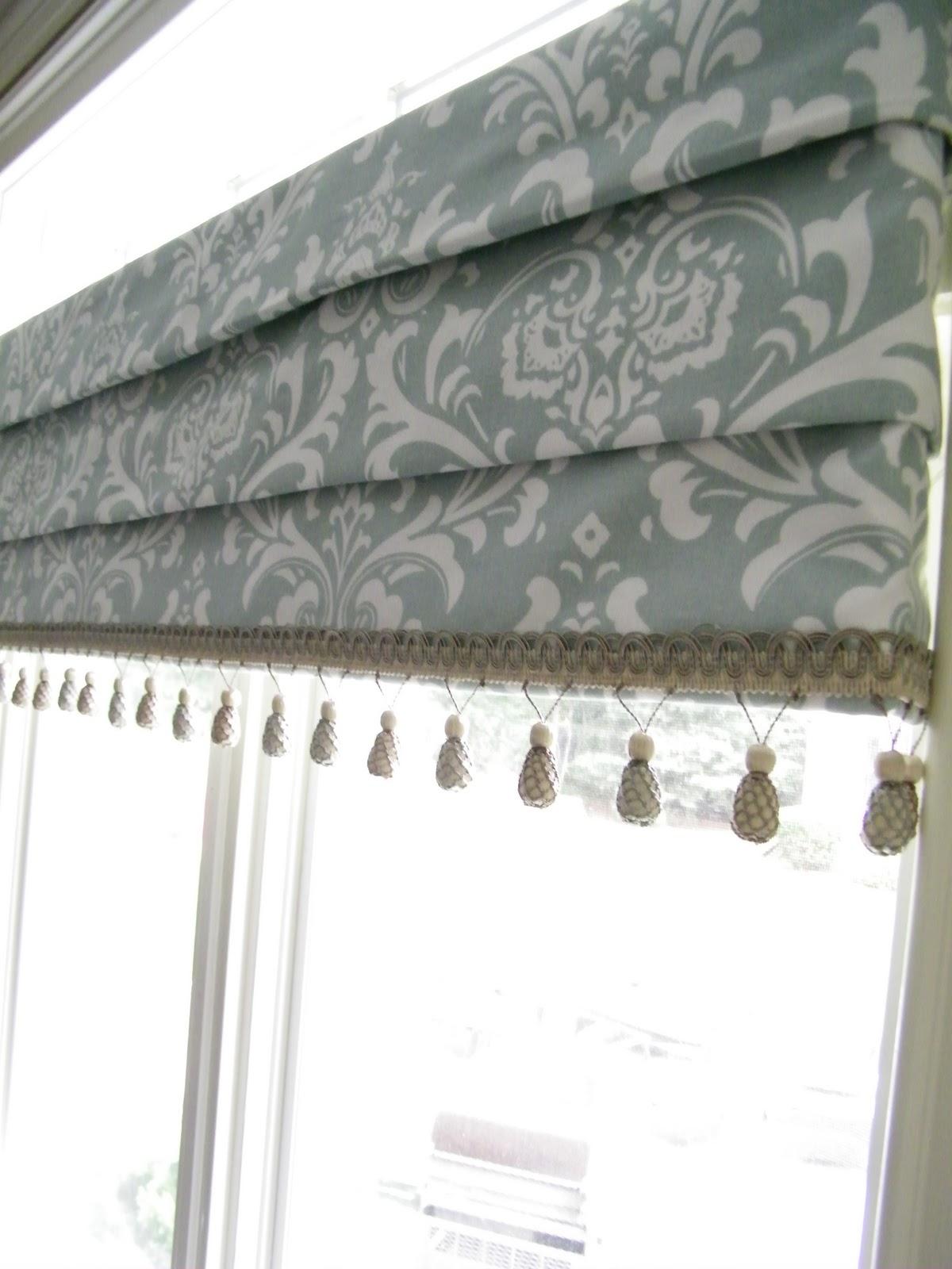 Римские шторы своими руками за 1 вечер: мастер-класс (фото) 100