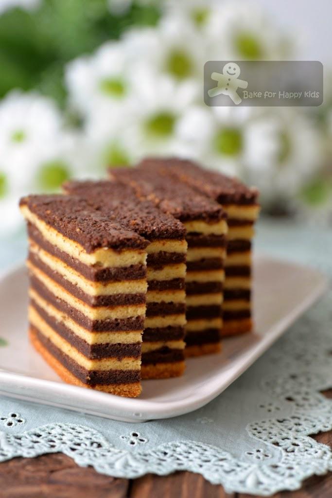 Indonesian Sponge Cake Recipe