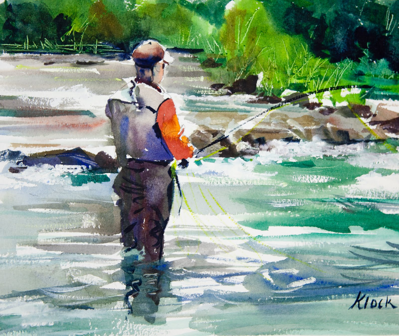 Created with joy fly fishing for Joy fishing tackle
