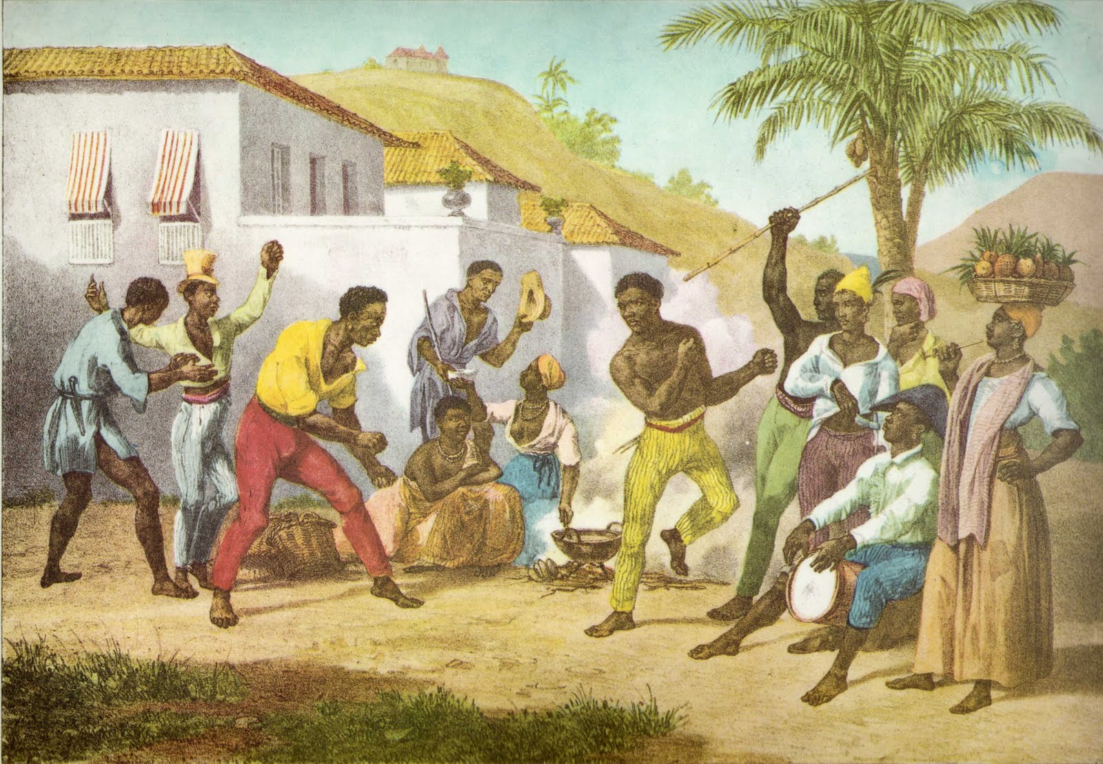 APORTES AFRICANOS EN VARGAS