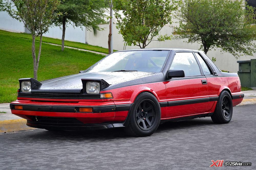 Nissan Silvia Gazelle 200SX S12 tuning zdjęcia photos fotos bilder stary japoński sportowy samochód rwd czwarta generacja 4th gen japońska motoryzacja 日本車, チューニングカー, スポーツカー, 日産, シルビア, ガゼール