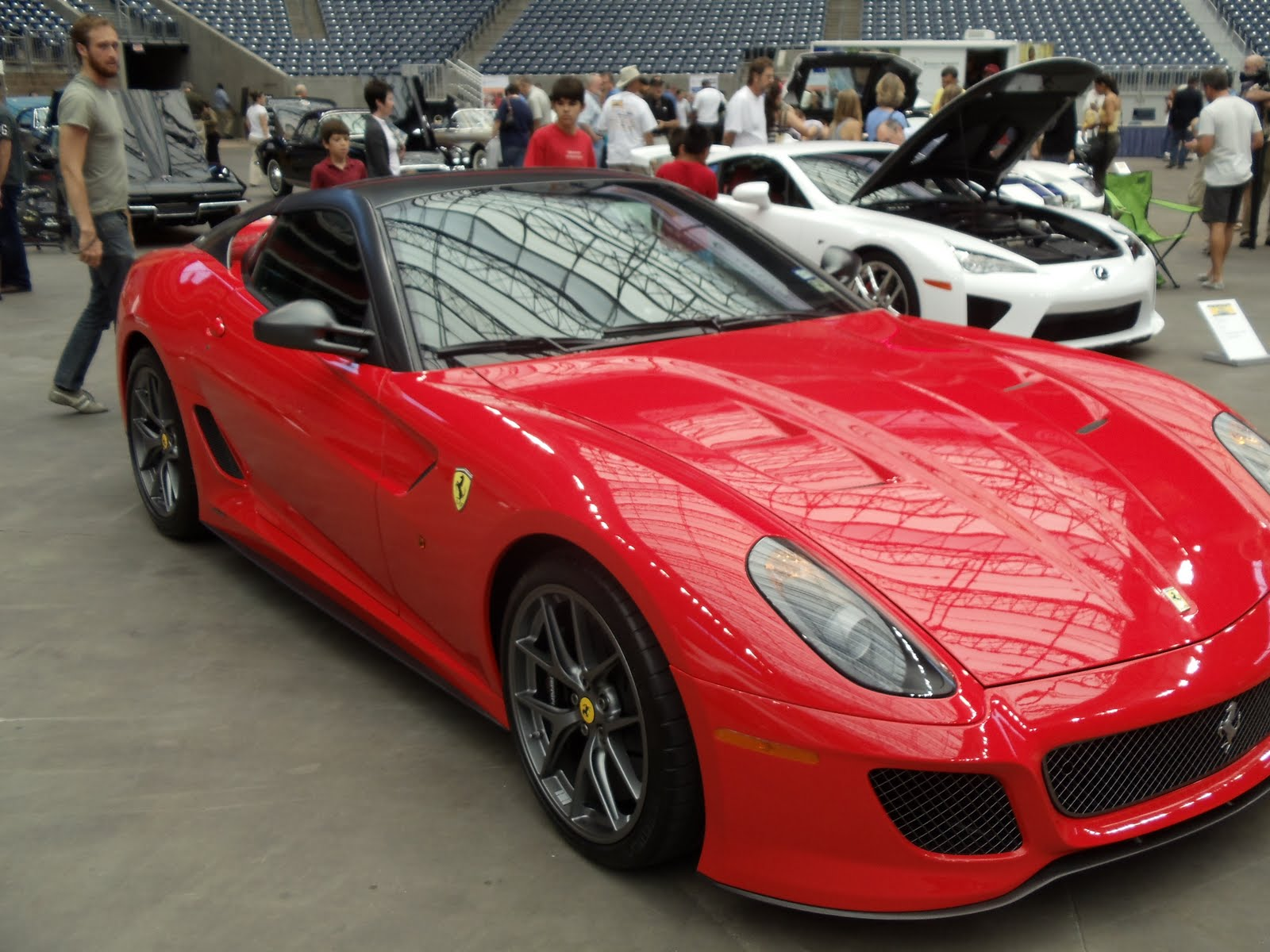 Ferrari 599 gto 0 60 images reverse search filename 2011 ferrari 599 gtog vanachro Gallery