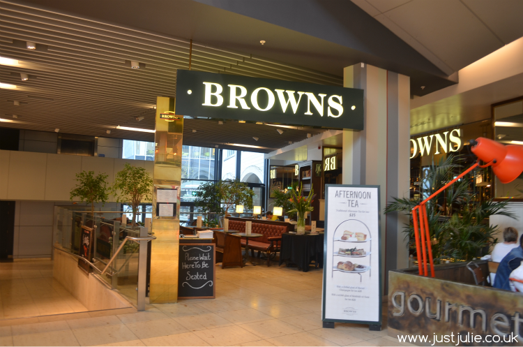 Browns Bluewater
