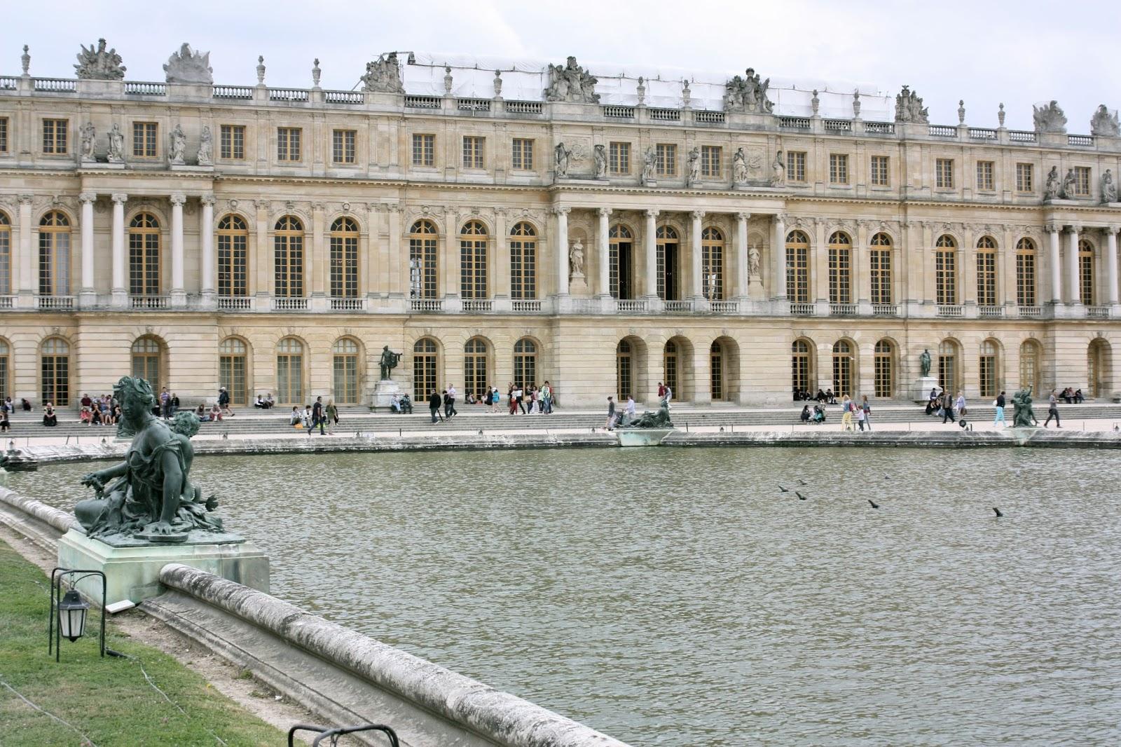 Livres lust the palace of versailles paris for Versailles paris