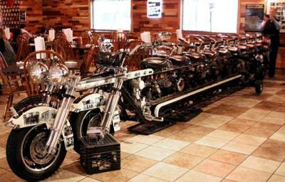 Sepeda motor unik