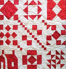 Red & White Quilt SOLD