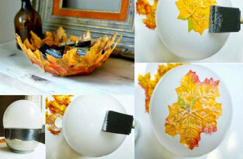 mini tutos kimmy canasto de hojas secas. Black Bedroom Furniture Sets. Home Design Ideas
