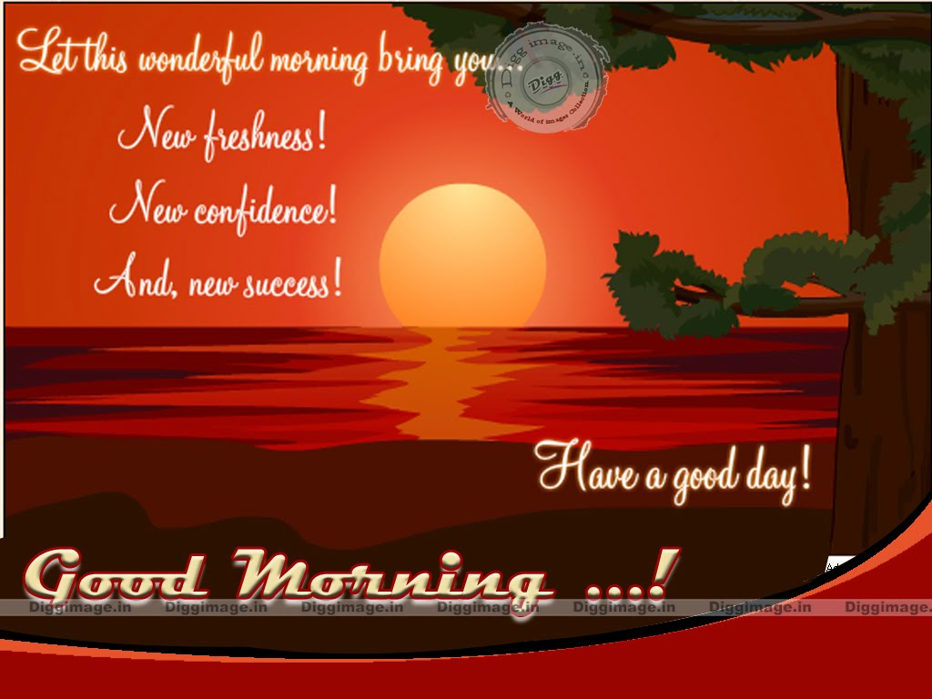 Good Morning 2013 Wishes And Greetings Wallpaper Background