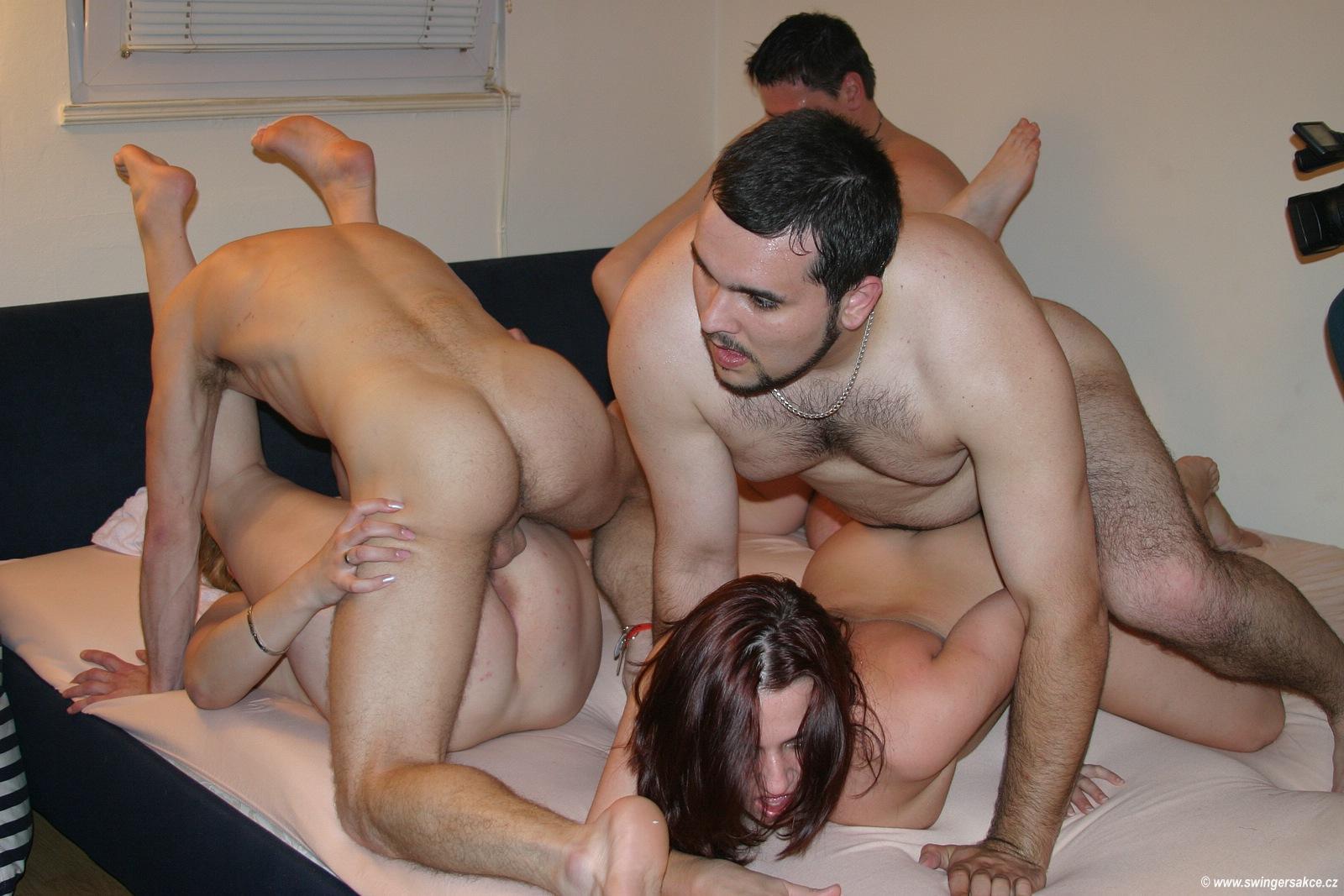 Фото группового порно любителей 21 фотография