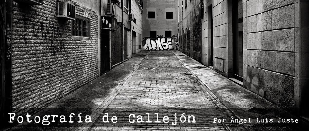 Fotografía de Callejón