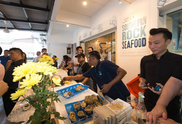 Kuala Lumpur Oyster Festival 2015 Launching Event