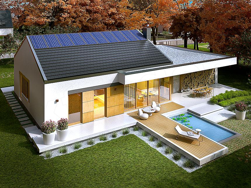 Projekt domu EX 11 G2