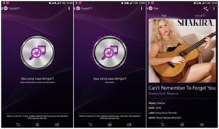 Aplikasi Mendeteksi Lagu Di Android