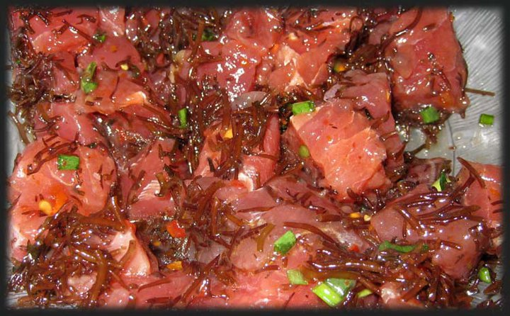 Ahi Poke Basic Recipe — Dishmaps