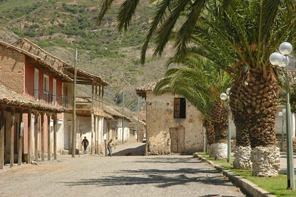 Poblaciones de Cochabamba