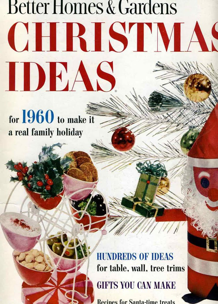 The impatient crafter december 2011 Better homes and gardens christmas special