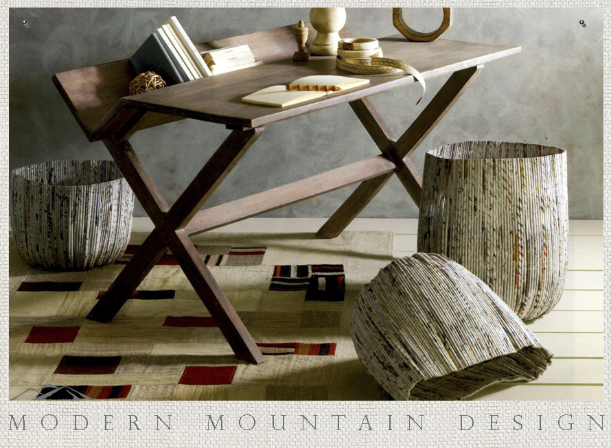 Modern Mountain Design