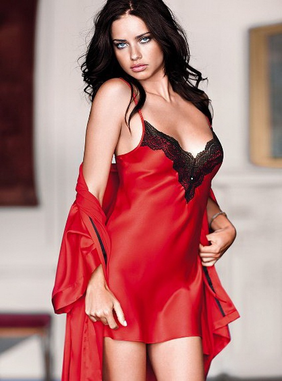 Victoria S Secret Luxe Silk And Satin Sleepwear For Women