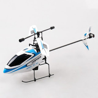 4 Channel Single Rotor RC Helicopter
