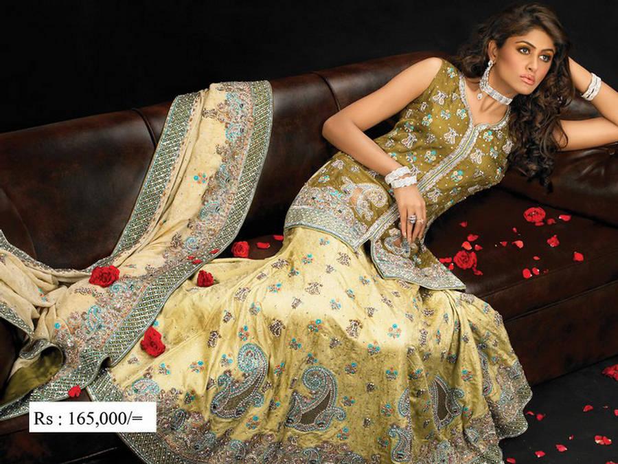 Rizwan Moazzam Bridal 11 Bridal Dresses By Rizwan Moazzam