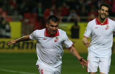 Gary Medel Sevilla FC