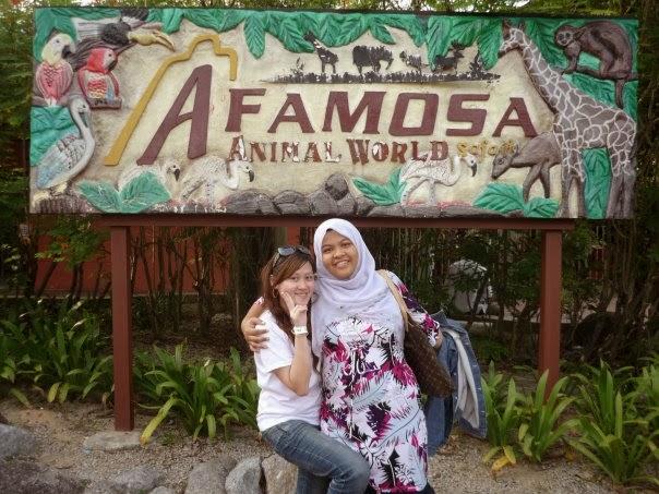 ❤  A Famosa Safari World  31.12.2009