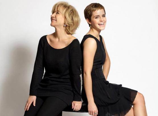 Emma Watson y Alberta Ferretti