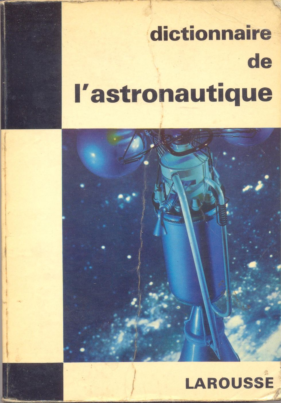 Dictionnaire de l'astronautique - Thomas de Galiana PDF