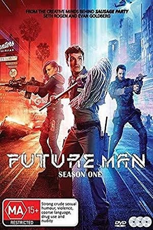 Future Man S01 All Episode [Season 1] Complete Download 480p