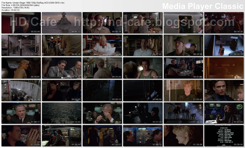 Under Siege 1992 video thumbnails