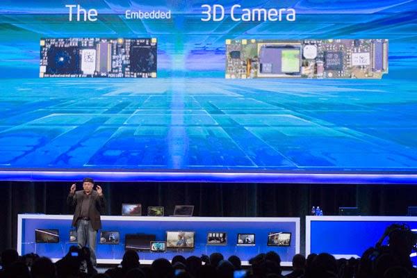 возможности 3D-камеры RealSense