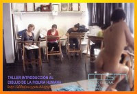 Taller de Dibujo / Croquis con modelo vivo