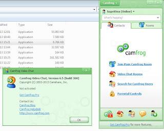 Download Camfrog 6.5 Terbaru Full Patch, Serial Number & Crack