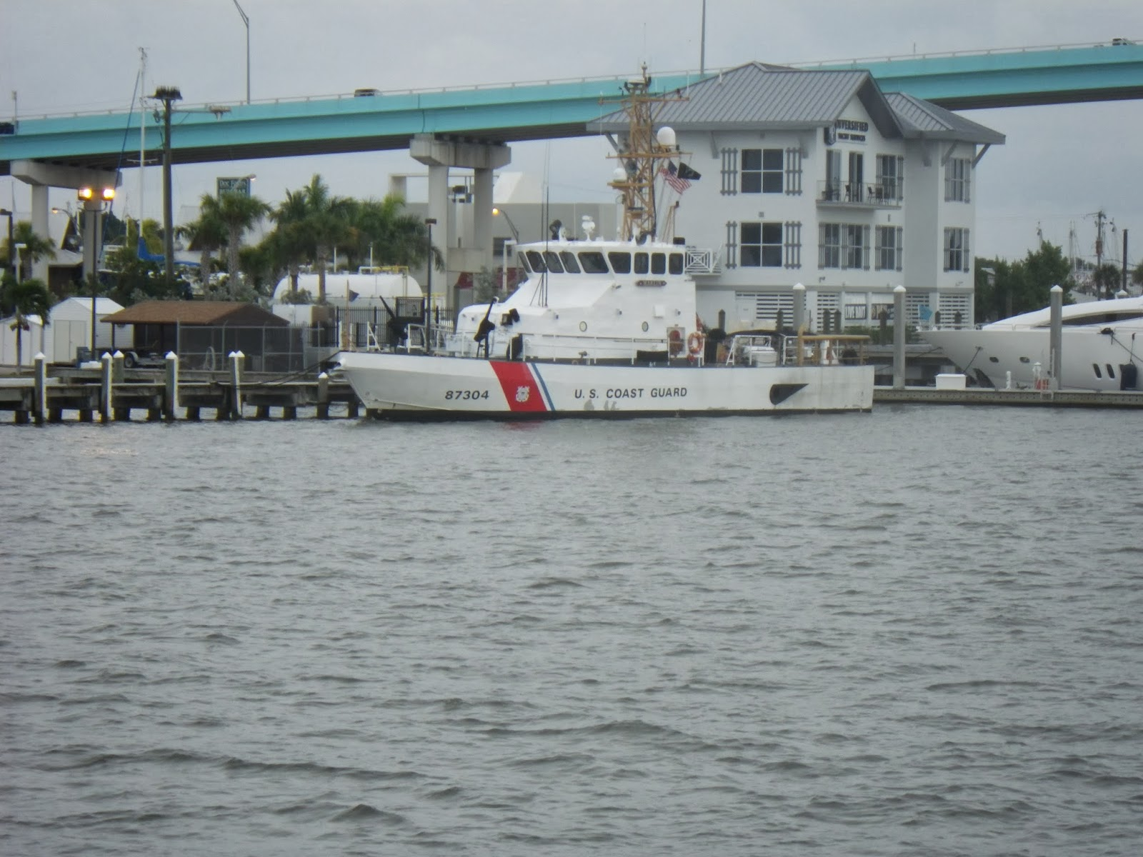 Us Coast Guard Station Fort Myers Beach