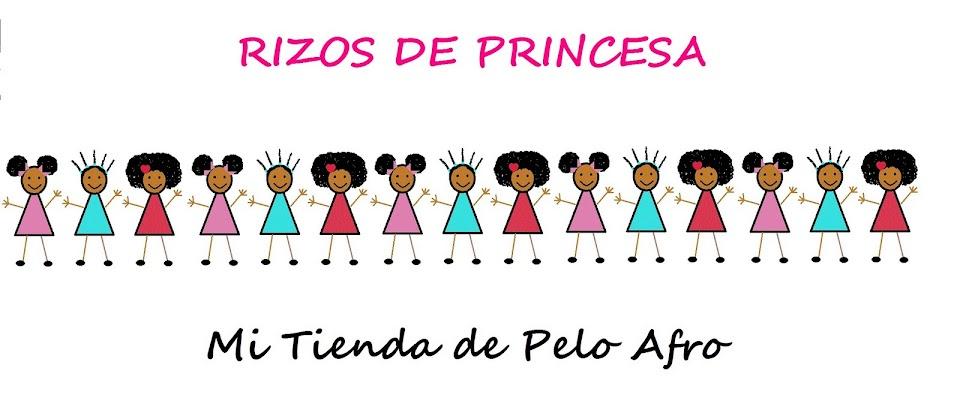 Rizos de princesa