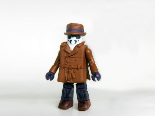 Watchmen Rorschach Minimate