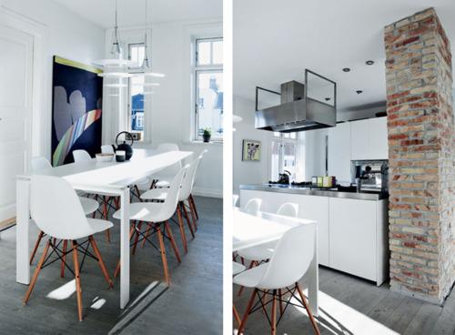 Nordisk interiør inspirasjon: kjøkken detaljer