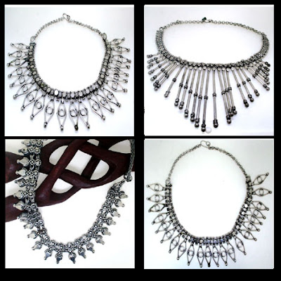 Thai Karen Sterling Silver Wholesale Necklace