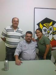 MARCELO JOSÉ COSTA GOMES APROVADO NO CONCURSO DA ( P F ADMINISTRATIVO ) !