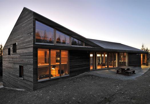 Le fondazioni di una casa di legno for Platea per casa in legno