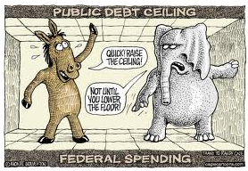 Six dangerous myths about the debt ceiling